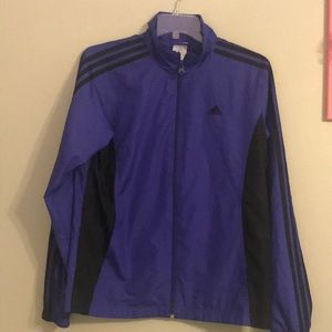 Women's Adidas Windbreaker Jacket